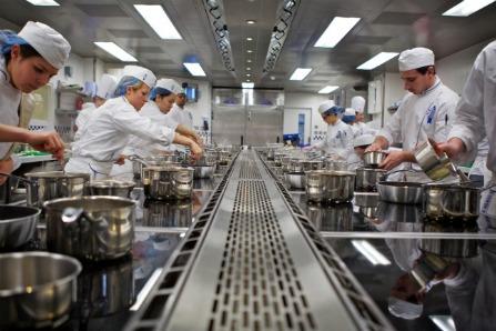 Le cordon bleu inaugure sa nouvelle cole londres olivier cadic - Cours de cuisine londres ...