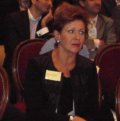 """Catherine Fournier, maire de Frethun, fut """"victime"""" d'un contrôle fiscal dont elle a fait le récit devant une assistance médusée"""
