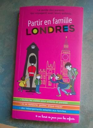 guide Partir en famille - Londres
