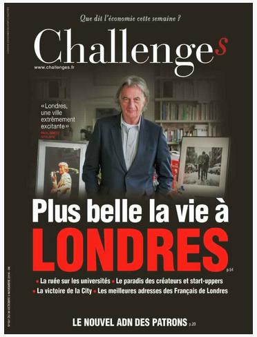 Challenges oct 2014