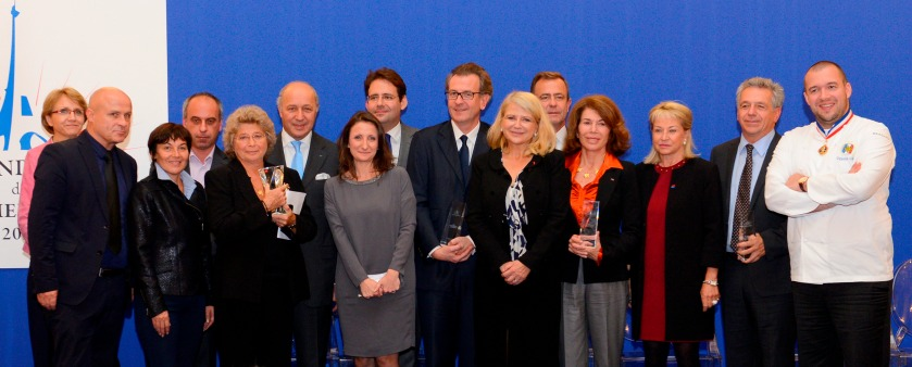 Grand Prix du Rayonnement 2014