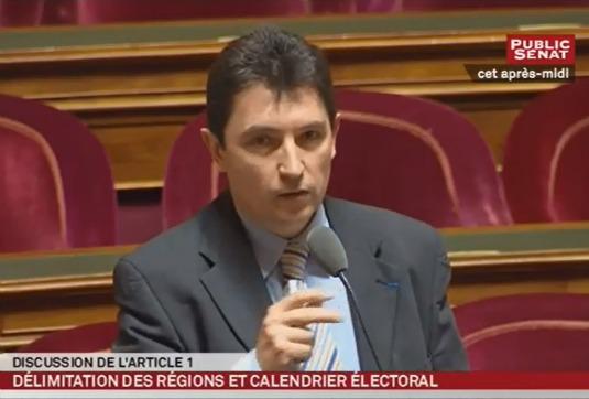 Olivier Cadic Sénat Régions 30oct2014