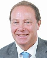 Vincent Delahaye, sénateur de l'Essonne et vice-président de la commission des Finances