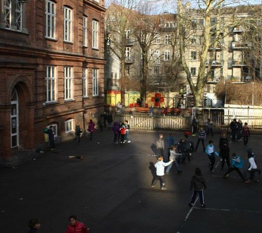 Le lycée français Prins Henrik