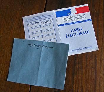 Carte-électorale