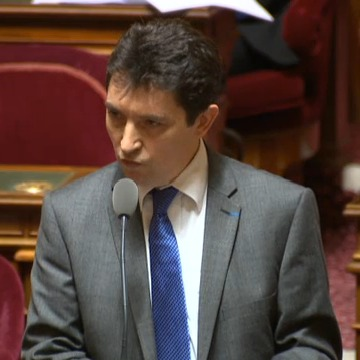 Sénat -Olivier Cadic - France Andorre