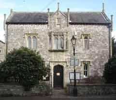 Les locaux actuels de l'Ecole française de Bristol