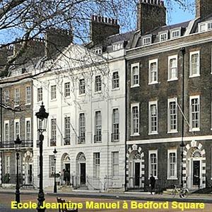 Ecole J Manuel Bedford Square texte