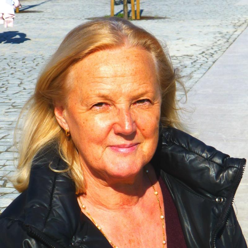 Françoise Conestabile, présidente de l'UFE Portugal