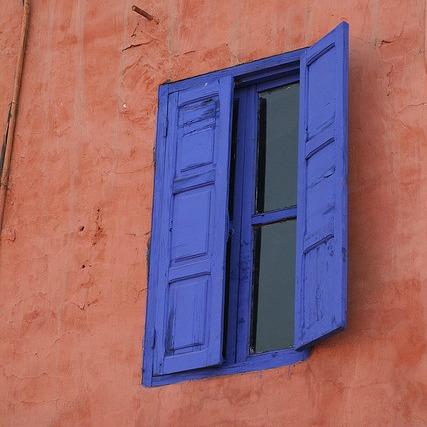 Fenêtre Maroc