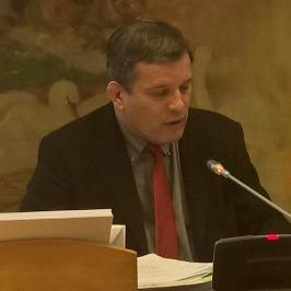 Alain Gubian, directeur des statistiques et du financement de l'ACOSS
