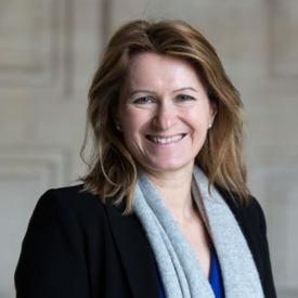 Anne-Catherine Loisier, sénatrice de la Côte-d'Or, maire de Saulieu