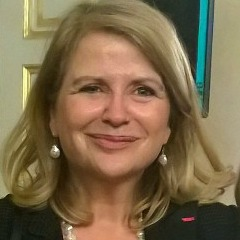 Joëlle Garriaud-Maylam, sénatrice des Français établis hors de France