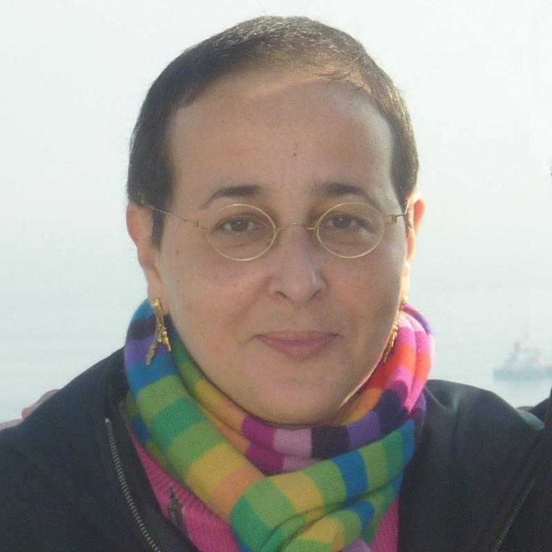 Radya Rahal, conseillère à l'AFE pour l'Afrique du Nord et conseillère consulaire pour Alger