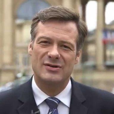 Arnaud Richard, député UDI des Yvelines, à l'origine de l'amendement