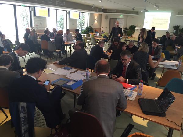Réunis en équipes, les parlementaires se sont mobilisés sur Twitter