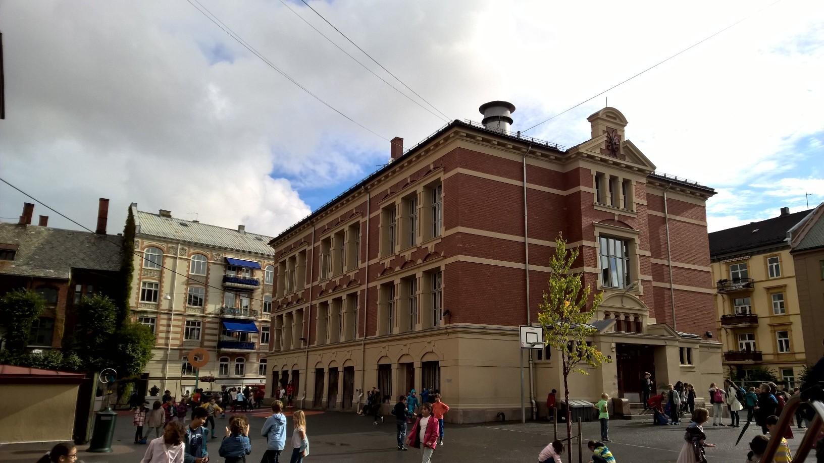 Lycée René Cassin 1