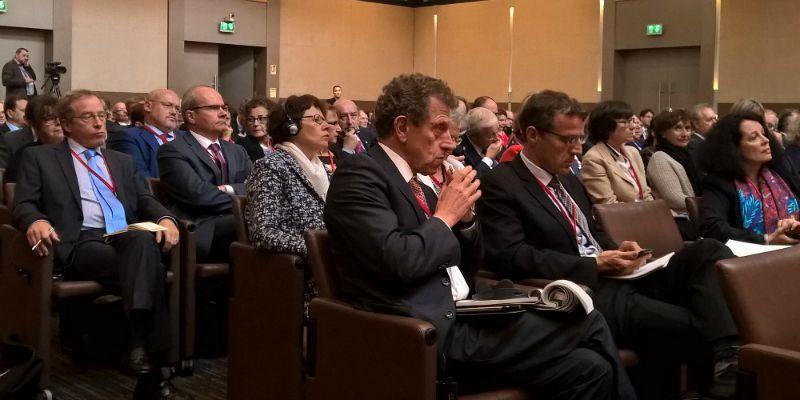 Le succès ne s'est pas démenti lors de cette 23ème édition (24-28 août 2015) de cinq jours de débats, de conférences et d'échanges autour de la diplomatie