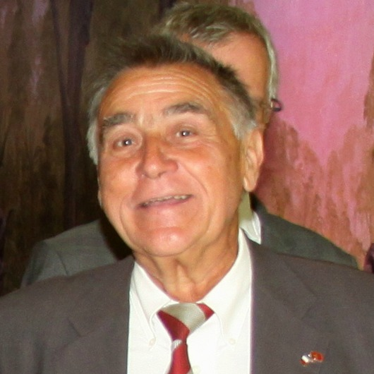 Jean-Claude Rozier, conseiller consulaire et président de l'UFE Agadir