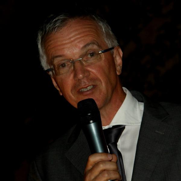 Marc Peltot, consul général de France