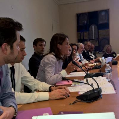 Caroline Laporte (CC), UDI-Bruxelles