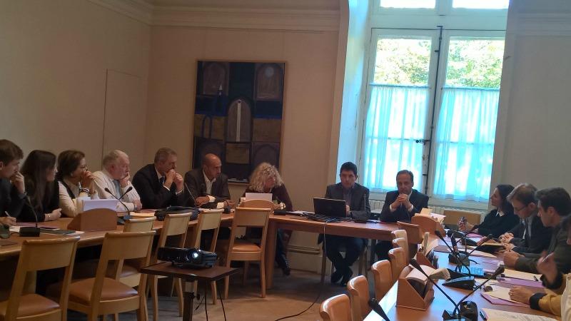 Jean-Christophe Lagarde a ouvert les travaux du Conseil UDI-Monde