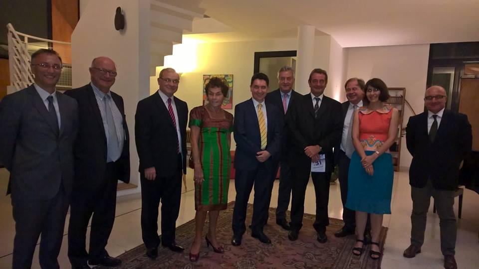 D placement en c te d 39 ivoire abidjan 6 7 8 nov 2015 for Conseiller du commerce exterieur de la france