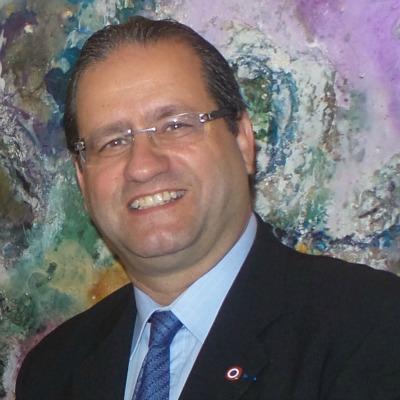 Roland Raad, conseiller consulaire Arabie Saoudite et président de l'UFE Al khobar