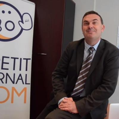 Hervé Heyraud, président-fondateur du site Lepetitjournal.com