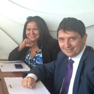 avec Tannya Cerda-Bricard, conseillère consulaire UDI, lors de mon déplacement en Équateur du 26 au 29 avril 2015