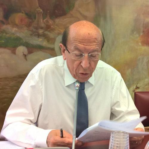 """Jean-Marie Vanlerenberghe, sénateur du Pas-de-Calais : """"Au total, les prélèvements obligatoires affectés à la sphère sociale représentent 24,2% du PIB en 2015""""."""