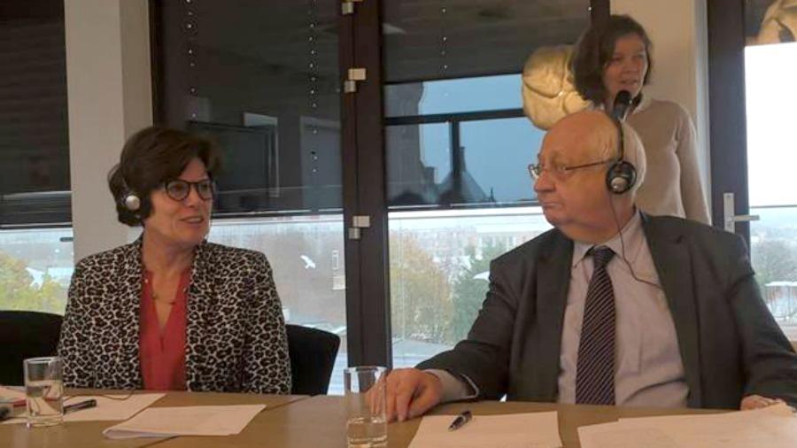Mes collègues Elisabeth Lamure et Jean-Pierre Vial